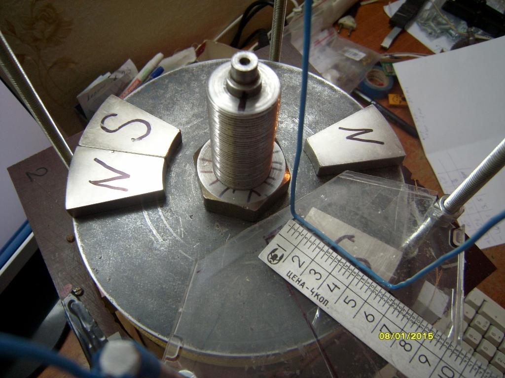 Генератора для ветряка расчет
