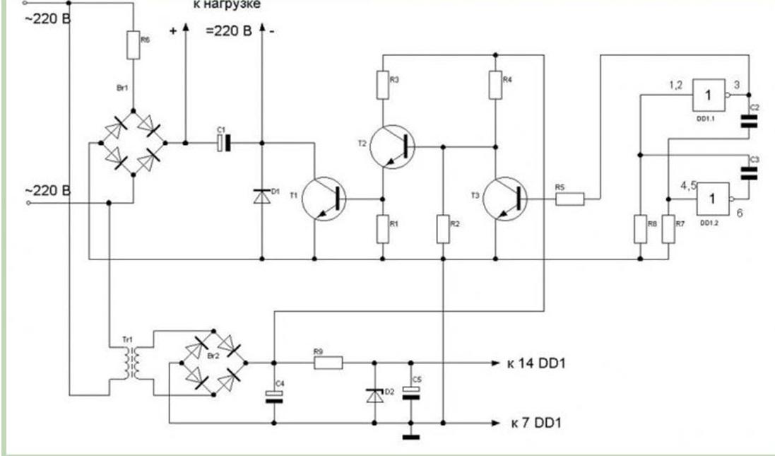 Частотник для остановки электросчетчика своими руками