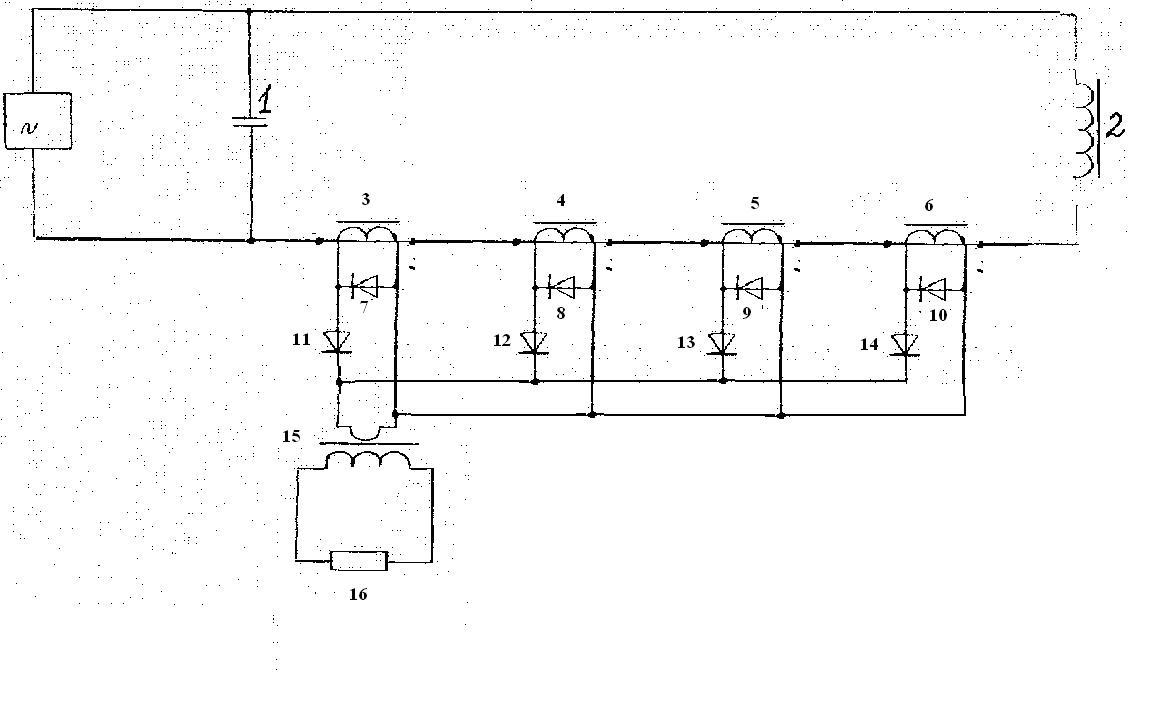 Трансформатор степанова схема и расчет
